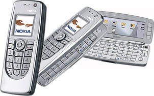 LogoManager - Mobile Phone Software - Nokia 9300 phone information