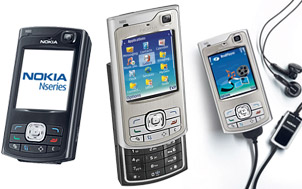 LogoManager - Mobile Phone Software - Nokia N8xx phone information